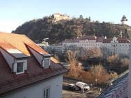 Sleeping in the hot spot of Graz