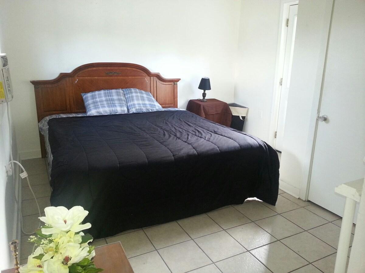 Cozy Bedroom in Bayou St. John