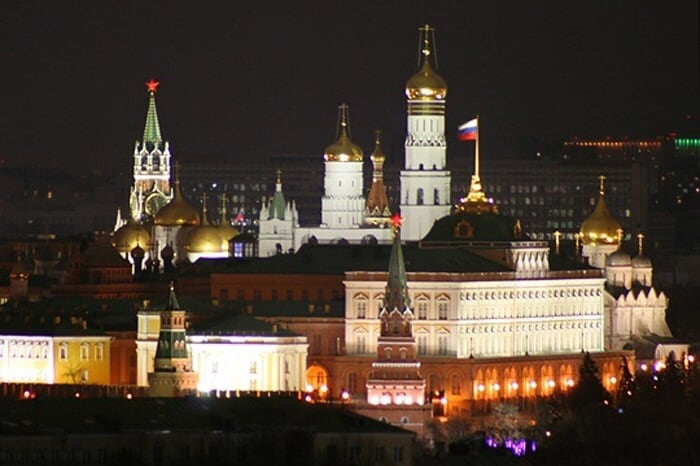 Moscow Lux View Kremlin