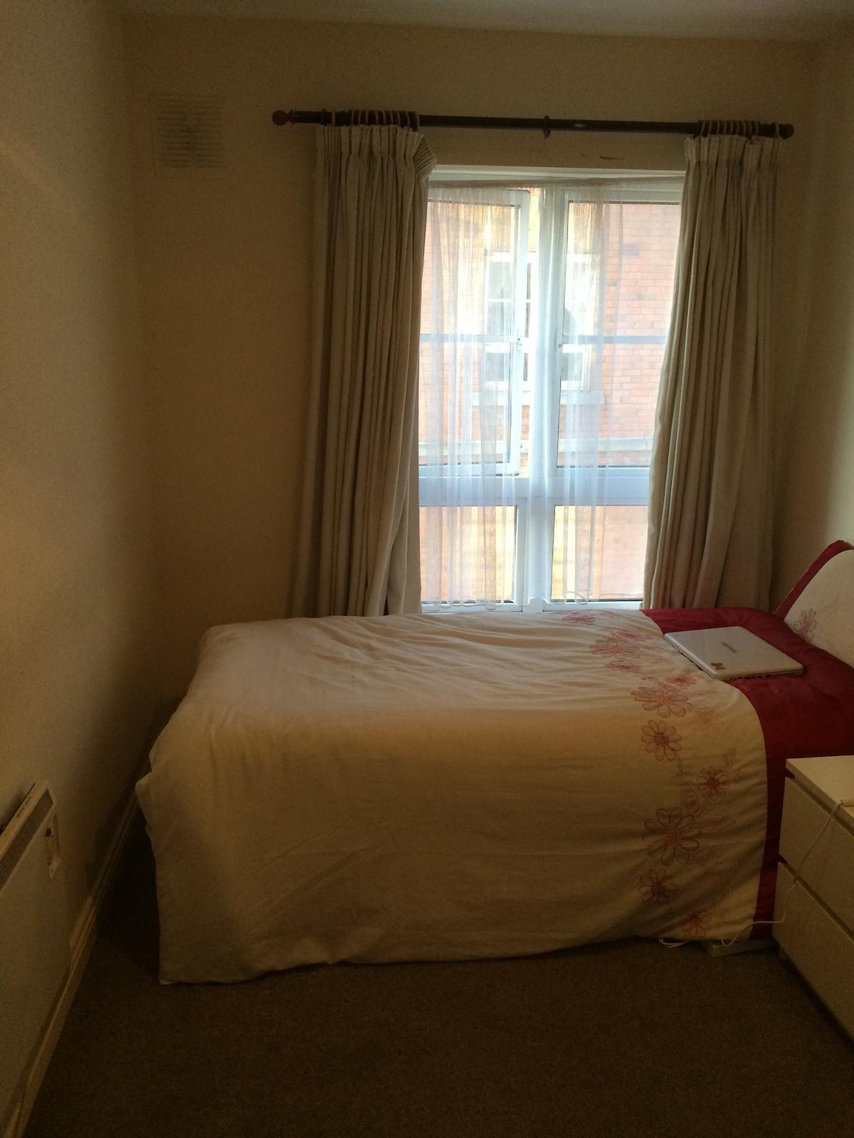 Double room in Dublin City Center