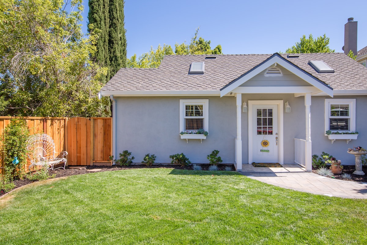 New Private Cottage in Los Gatos