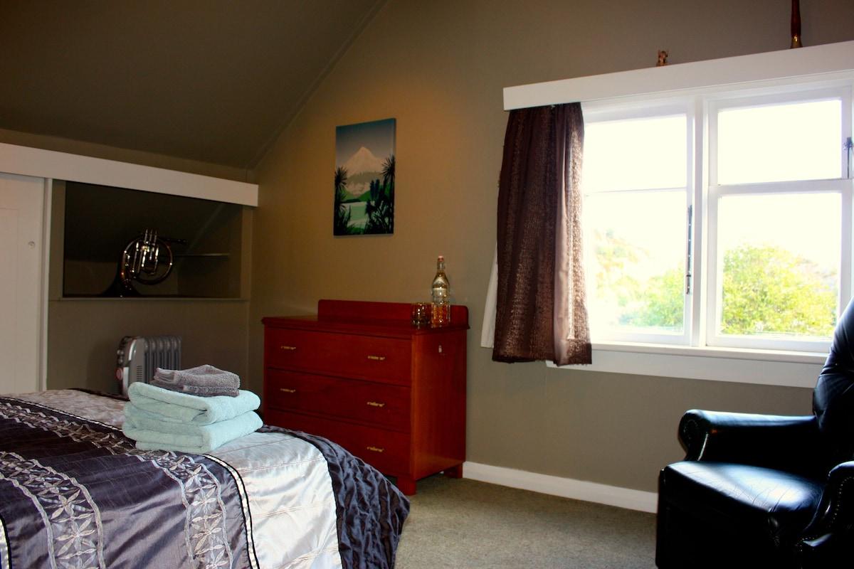 Your room awaits!