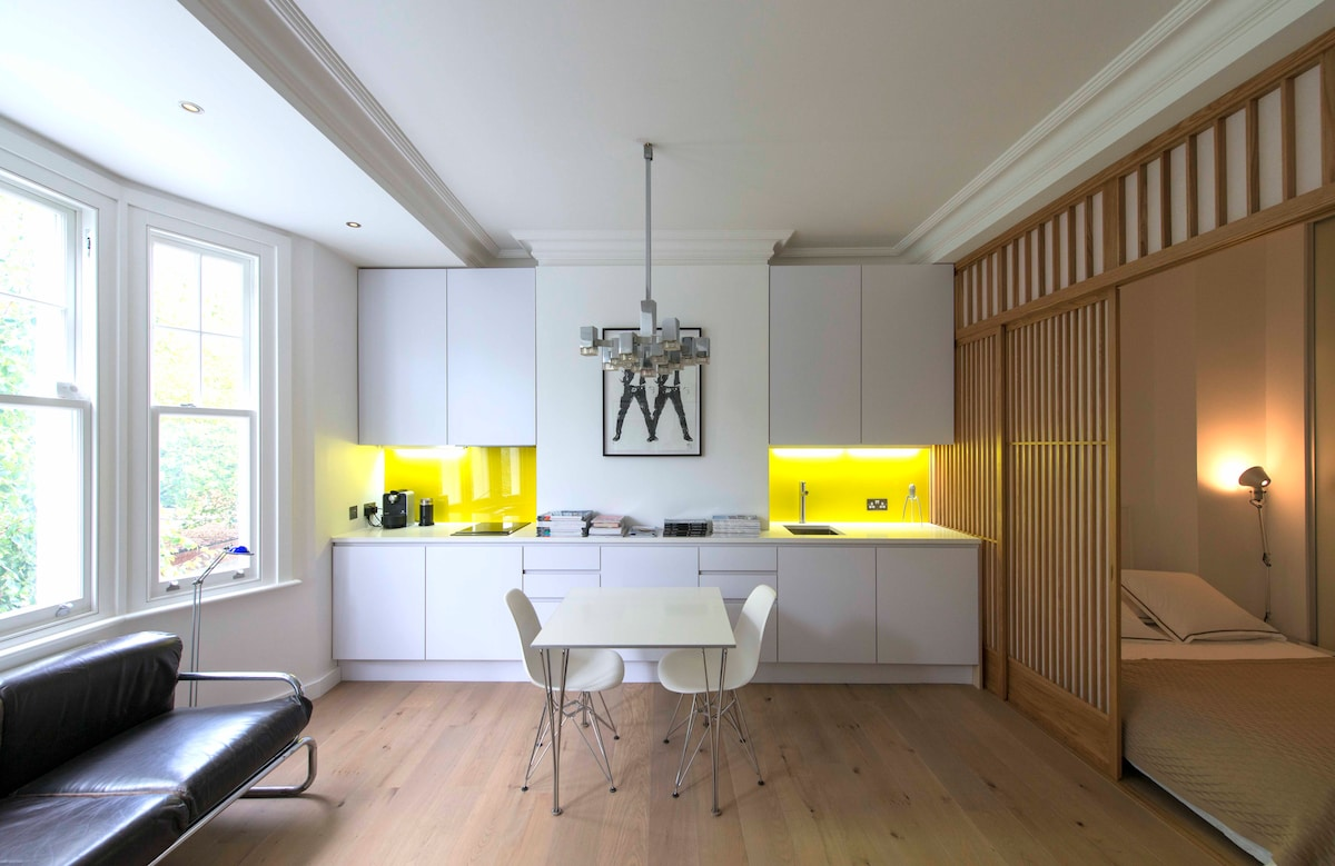 Designer Apartment in Maida Vale