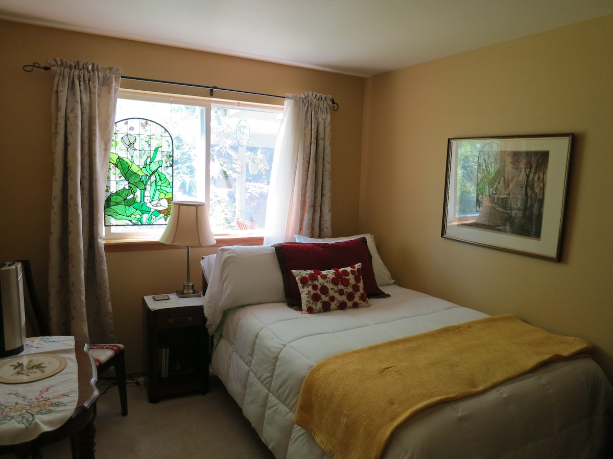 Japanese Maples and Private Room