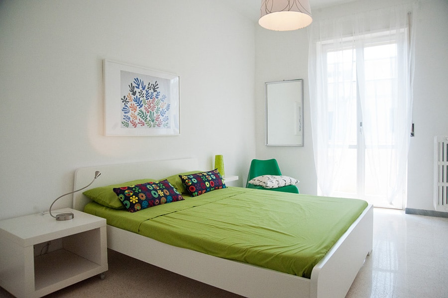 b&b Alcione - Green room