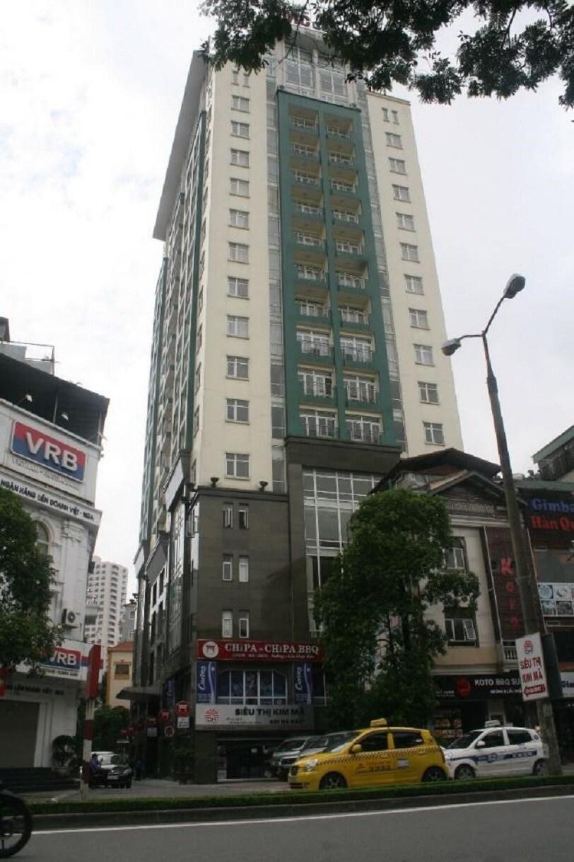 Apartment in center of Hanoi