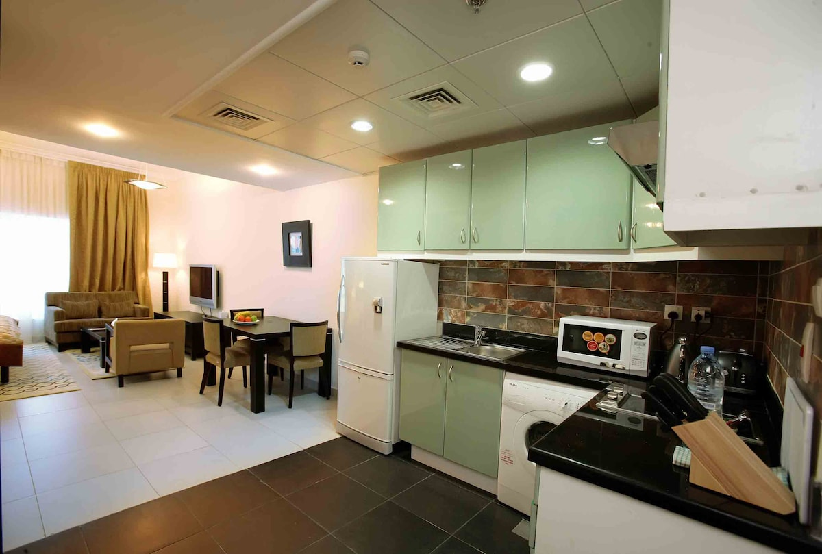 Fully Furnished Studio Apartment10