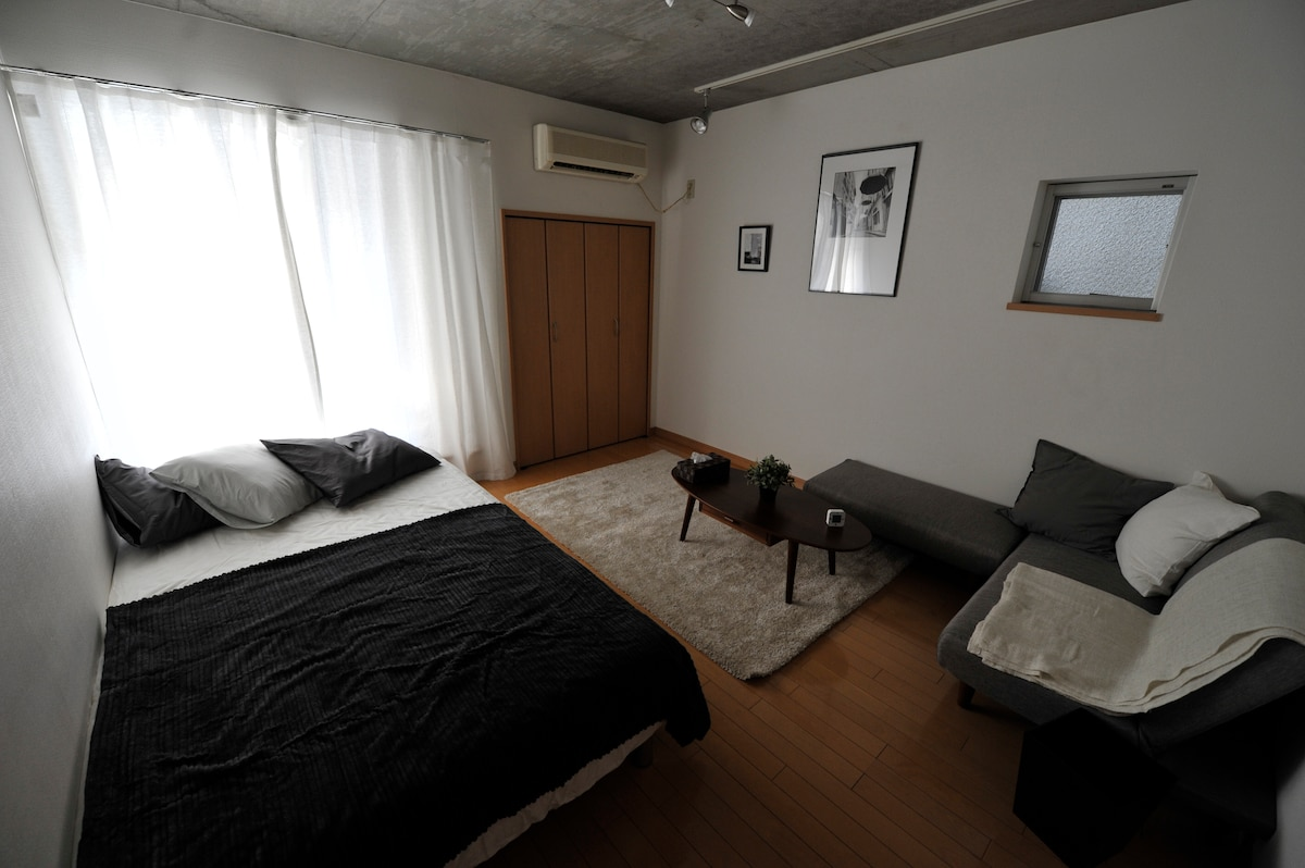 10mins-WalK  SHIBUYA!stylish room!