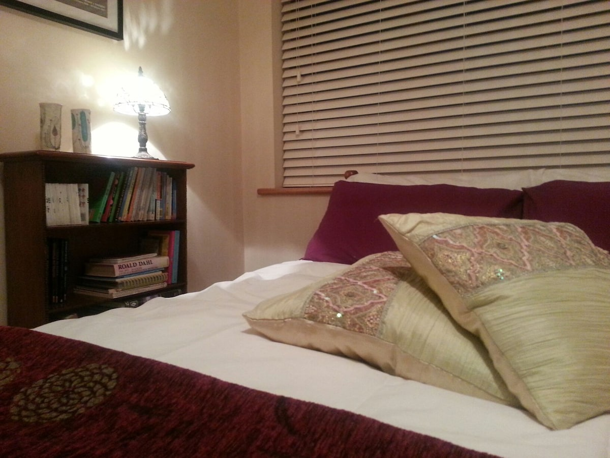 Charming self catering double room