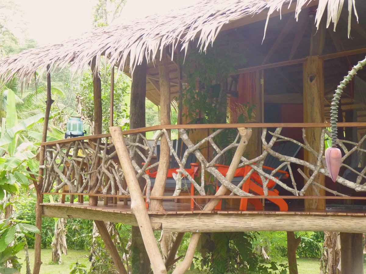 3 Bamboo Tree House 3 pers