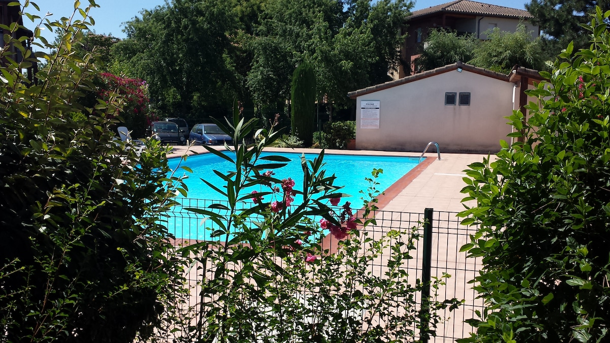 Appt idéal vacances piscine  tennis