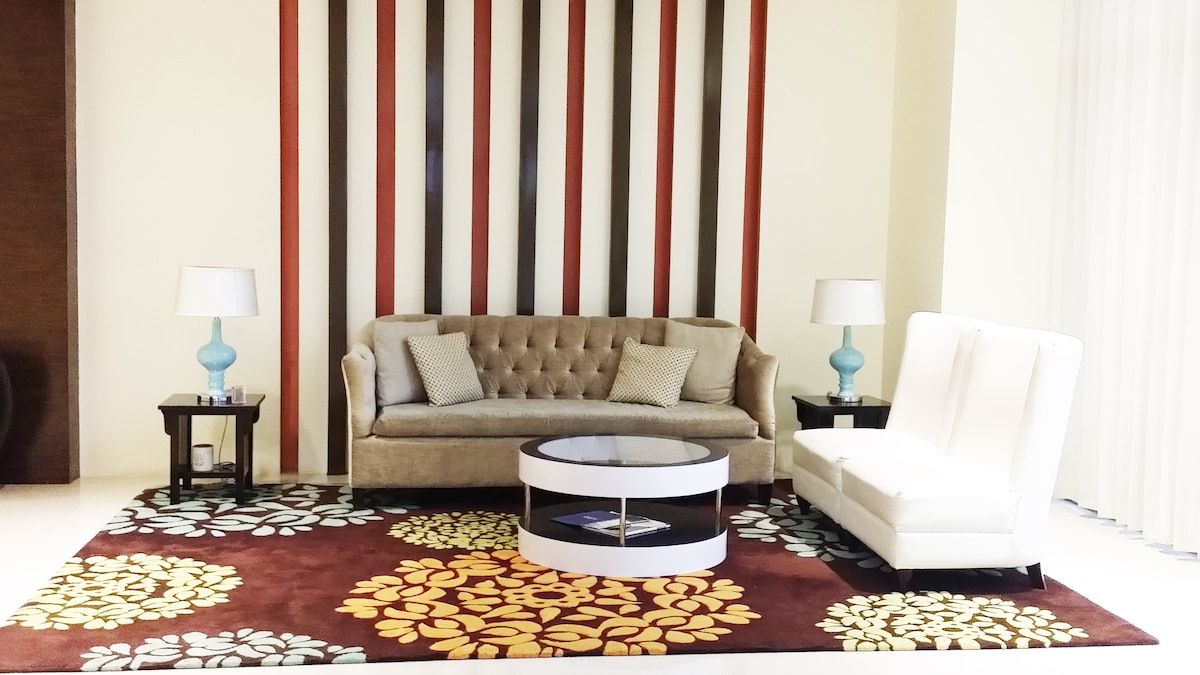 Condo unit at Resorts World