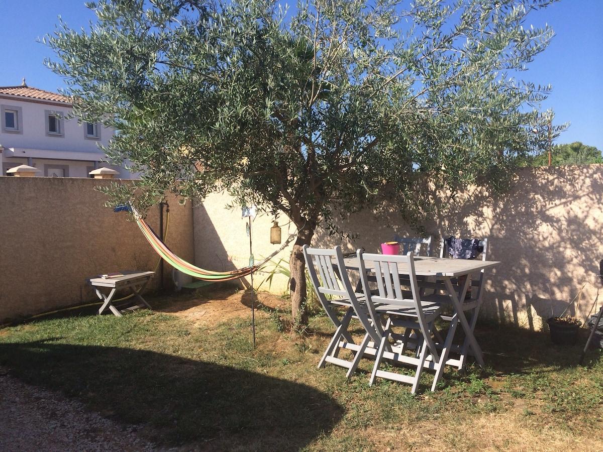 Villa 130M2 + jardin et piscine