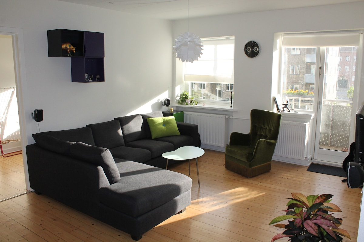 OPENING OFFER: Center of Aalborg