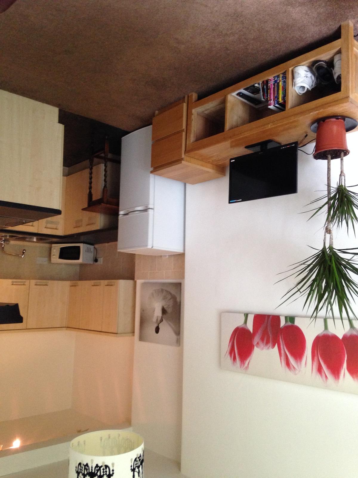 One bedroom flat, Gorgie Edinburgh