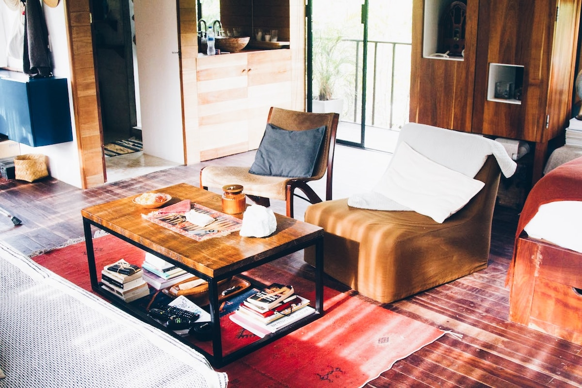 Casa Jaguar Jungle Apartment