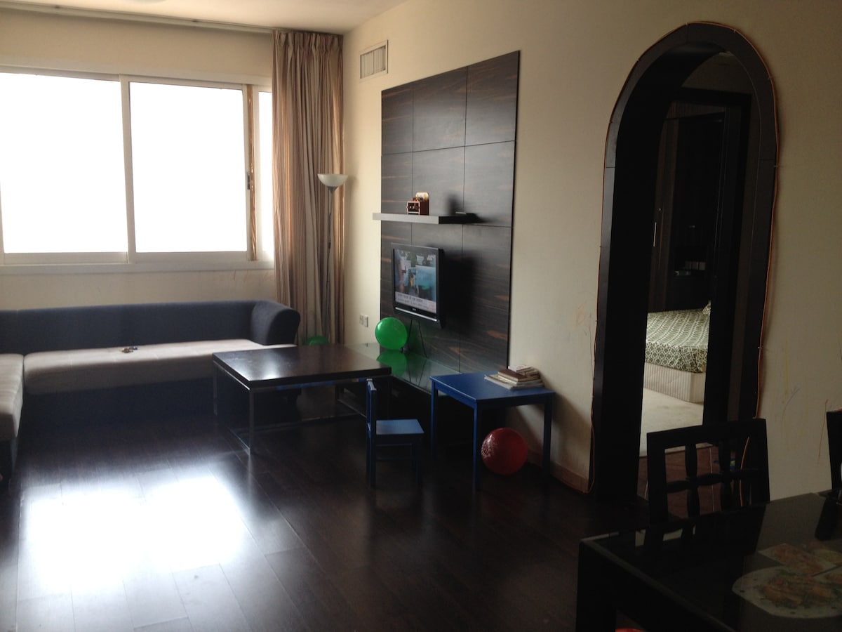 1 bed room flat with all amenities