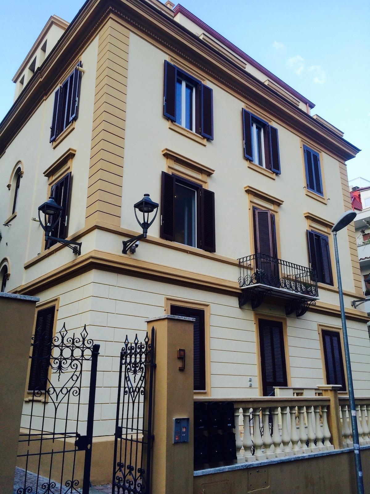 Suite Rome 1915