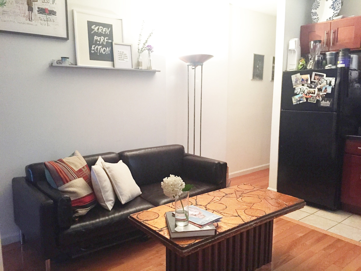 Cute East Village Room for 1 or 2
