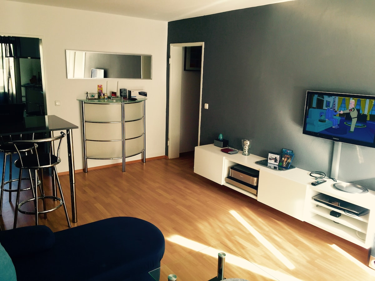 Modern 3 room apartment - Munich