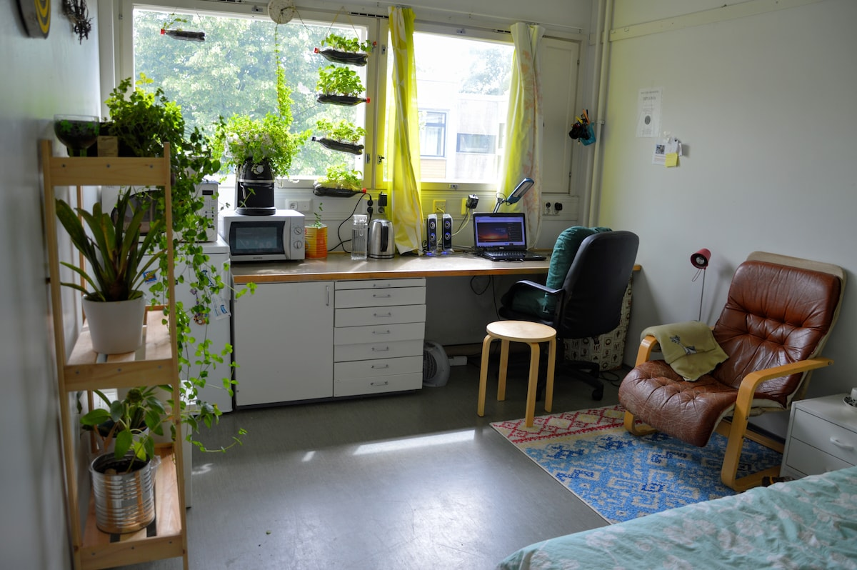A Cozy Apartment near Turku centre
