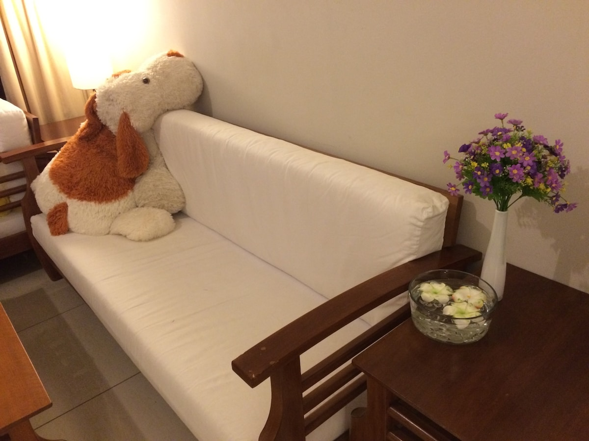 Nice rooms for 4-6 paxs, AMK