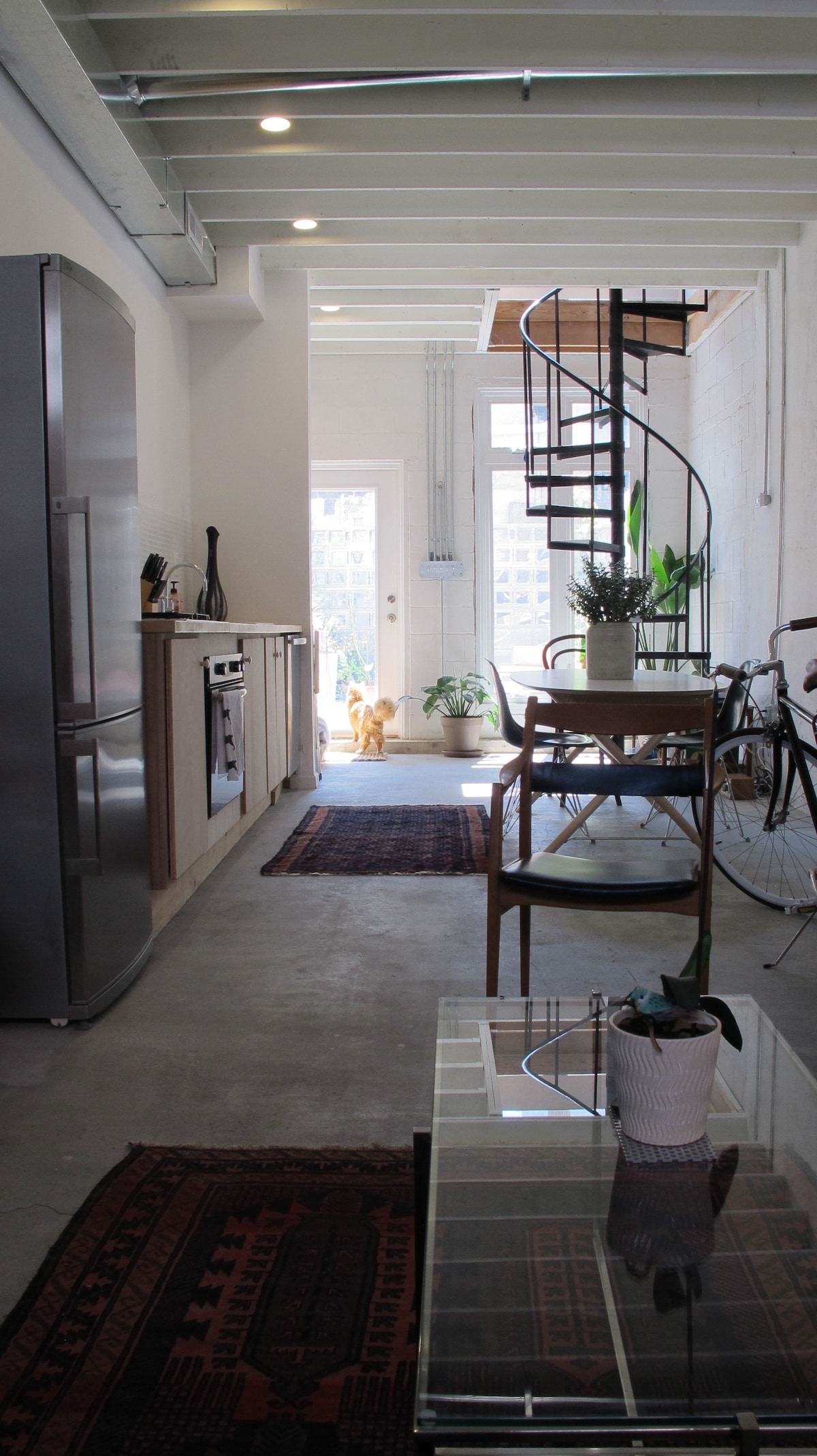 Sunny Architect's Home in Fishtown