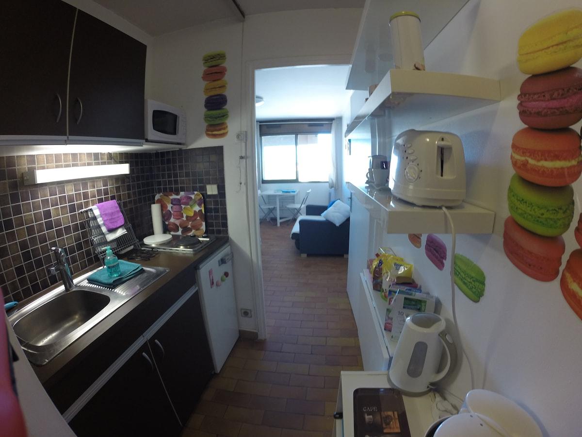 Studio Comédie Centre Breakfast @