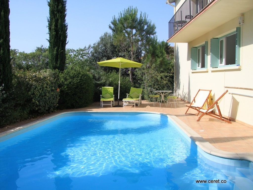 Luxury Villa with Pool & Parking