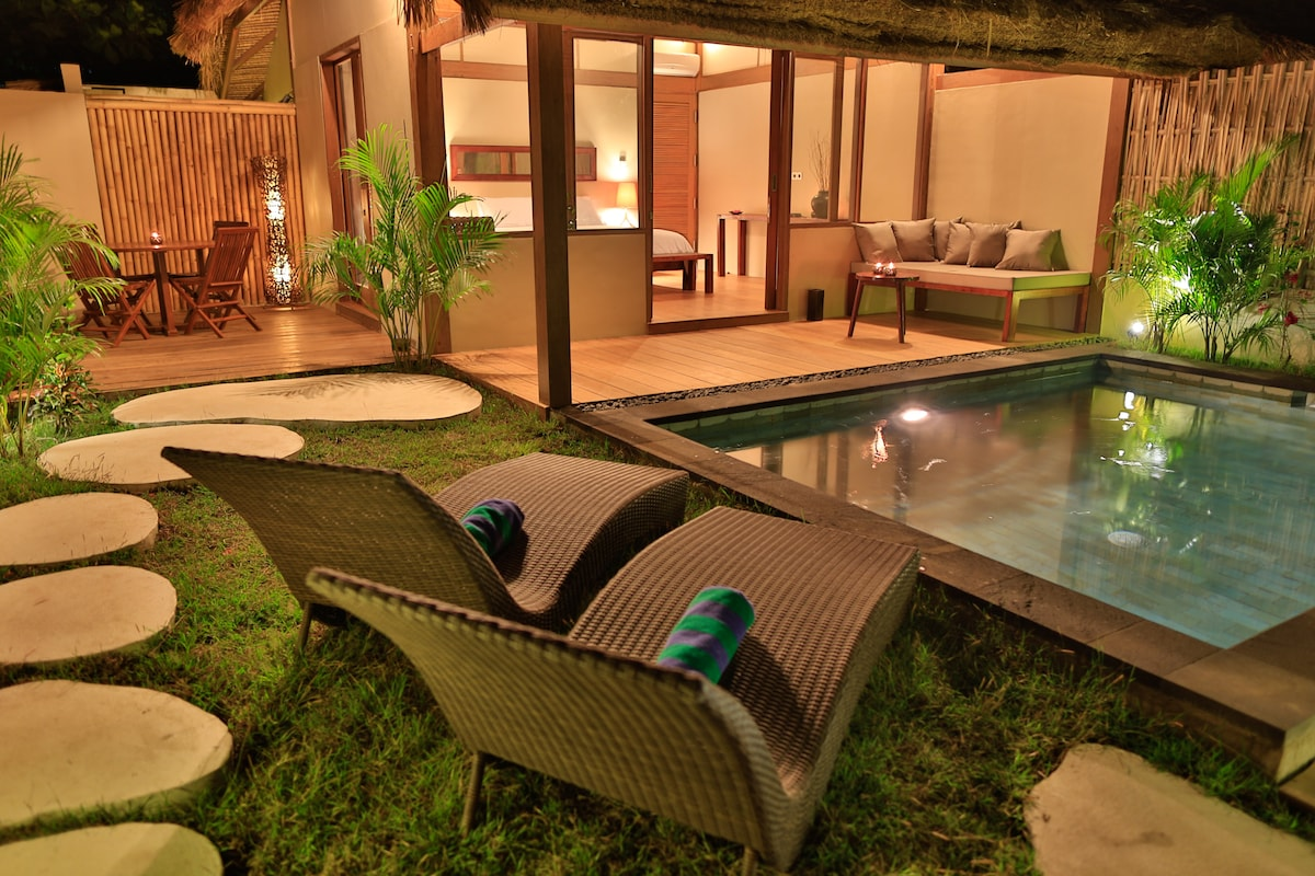 PRIVATE VILLA WITH SWIMMING POOL
