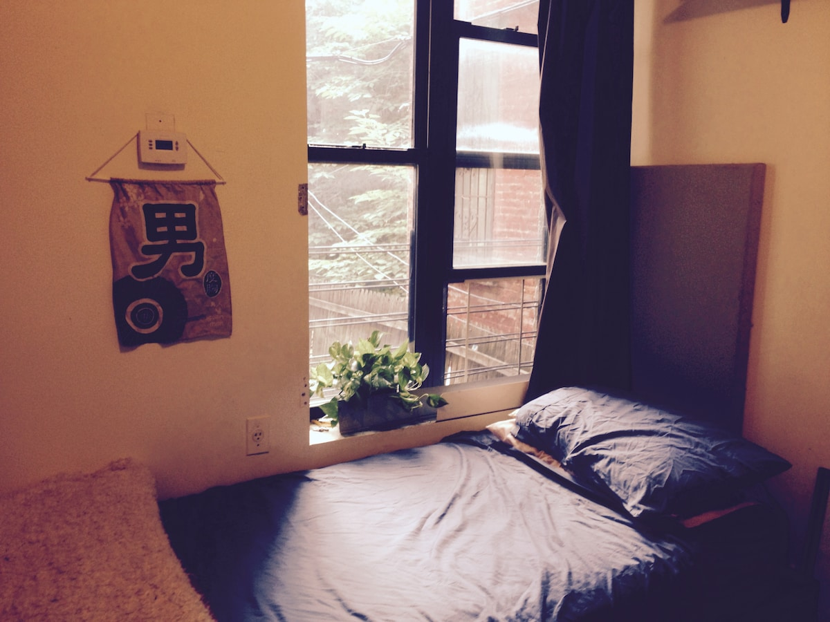 Small One Bedroom, Brooklyn Apt
