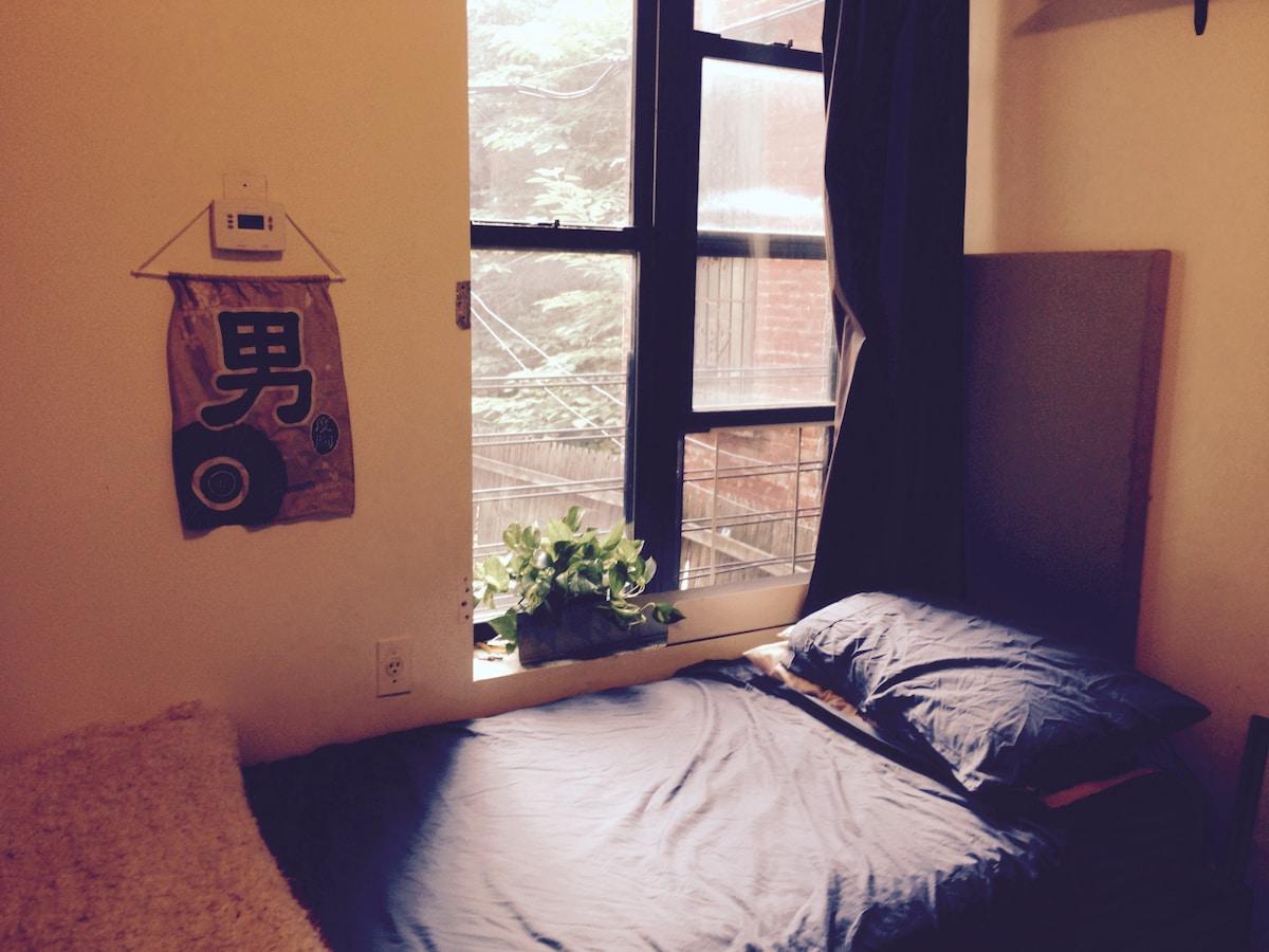 Small One Bedroom, Brooklyn Apt