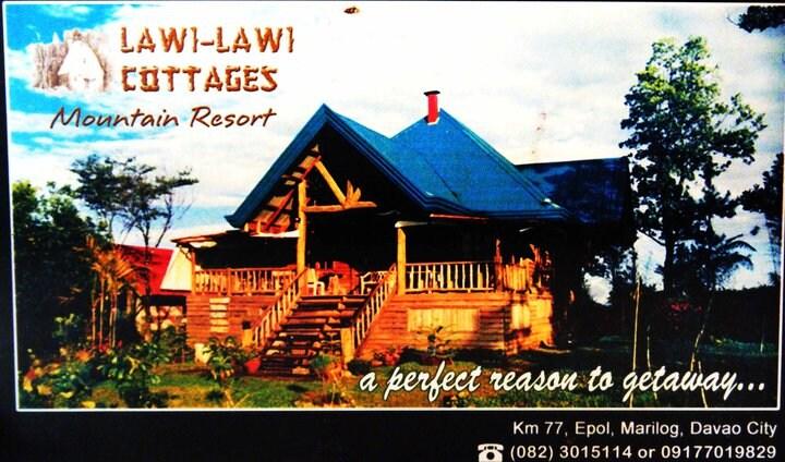 Lawi-Lawi Mountain Resort