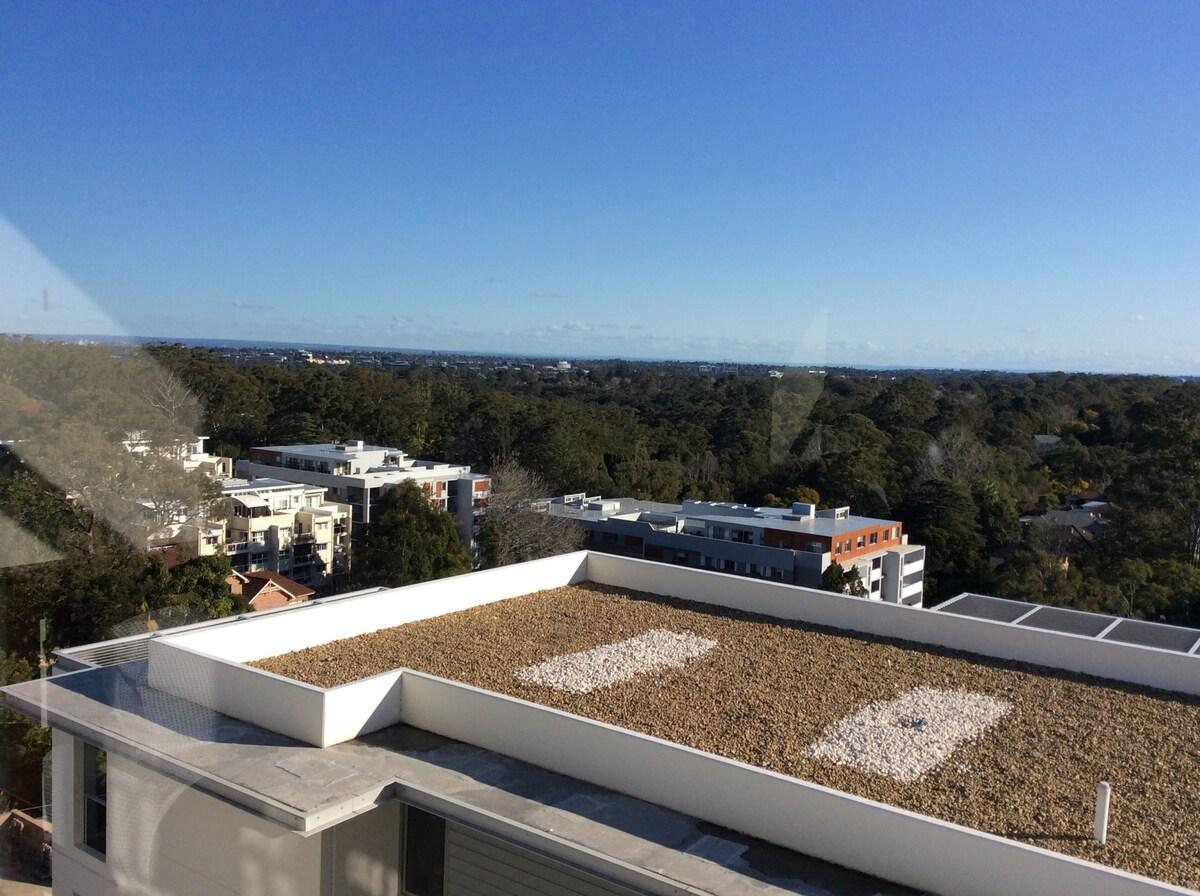 Superb 7th Floor Accom with views:)