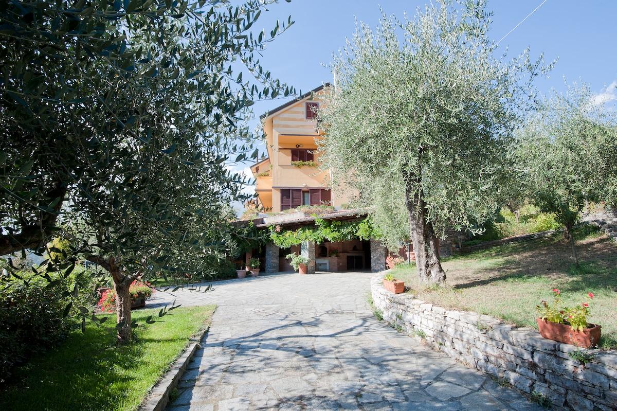 Your Home@ Cinque Terre & Lunigiana