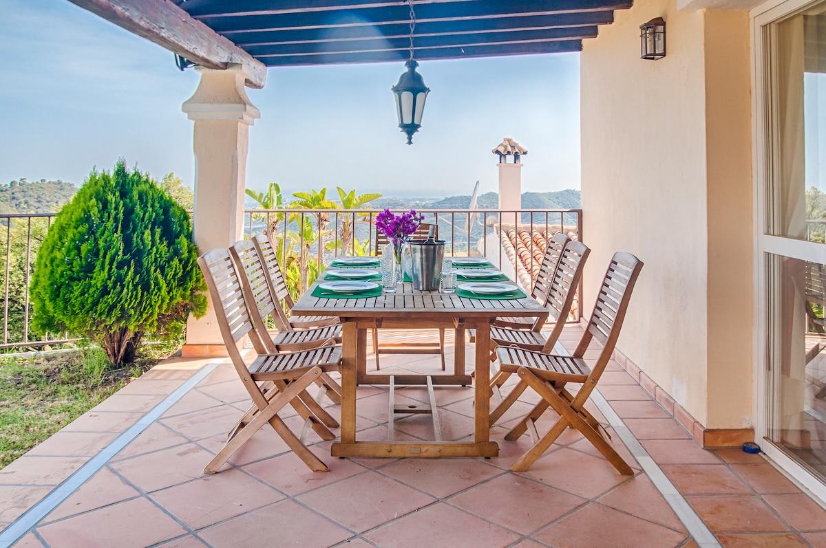 Casa Bellavista with Ocean Views