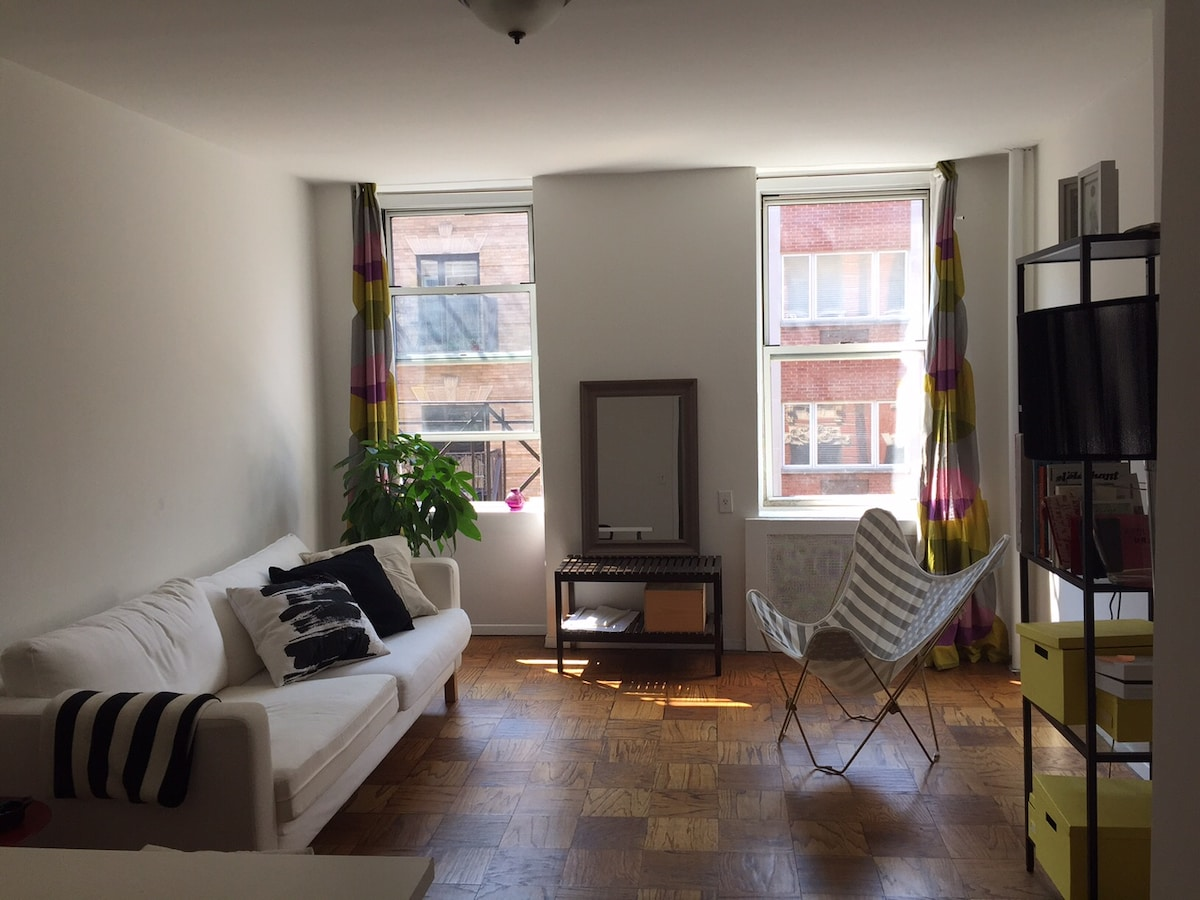 SoHo: Cosy & bright 1 Bedroom Apt