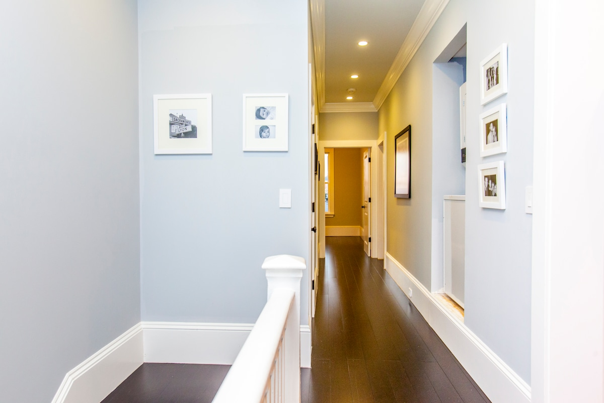 Luxury Pacific Heights Flat