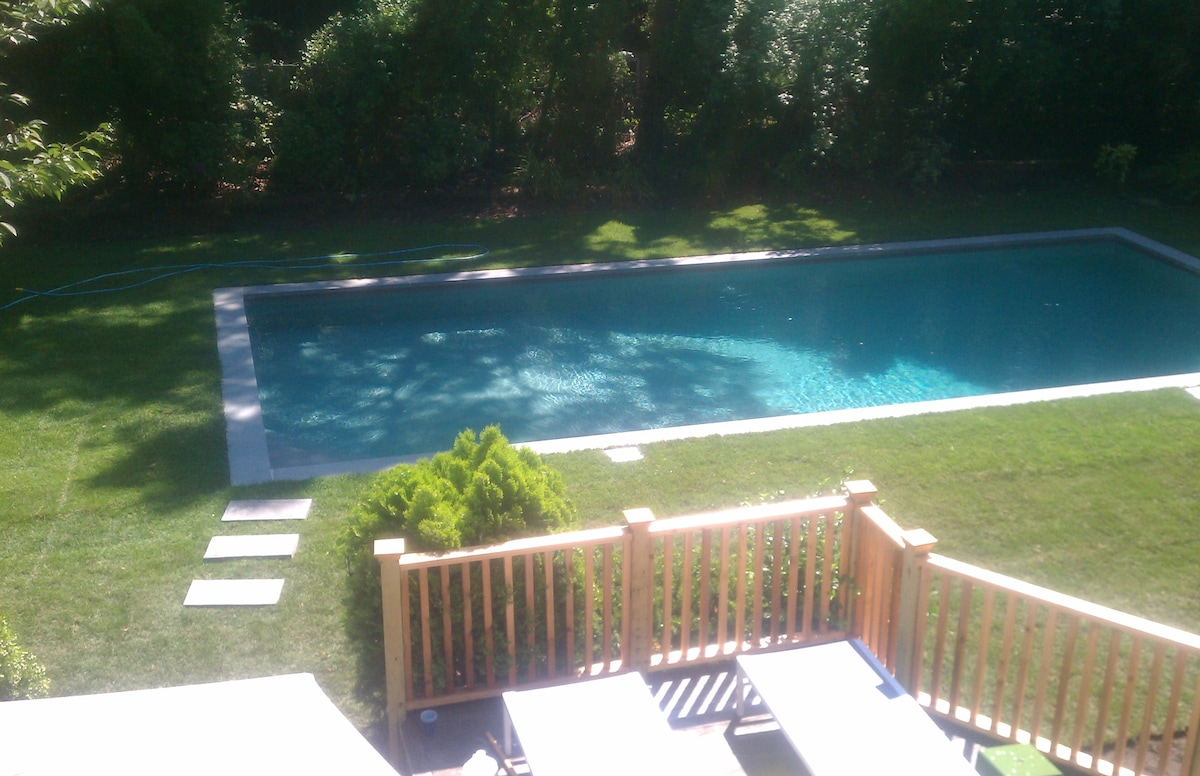 Beautiful 4 bedroom home with pool