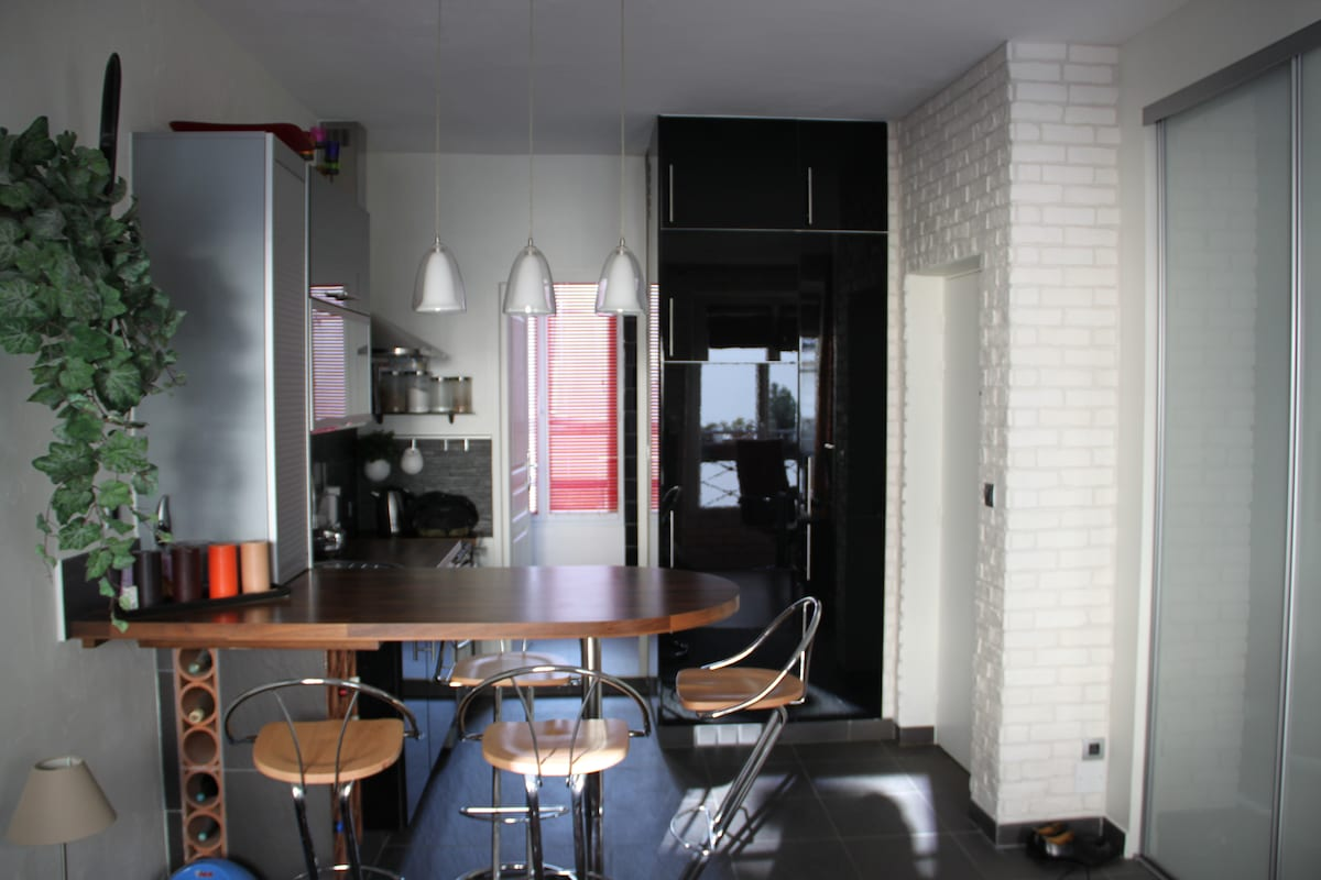 Nice and affordable studio in Paris
