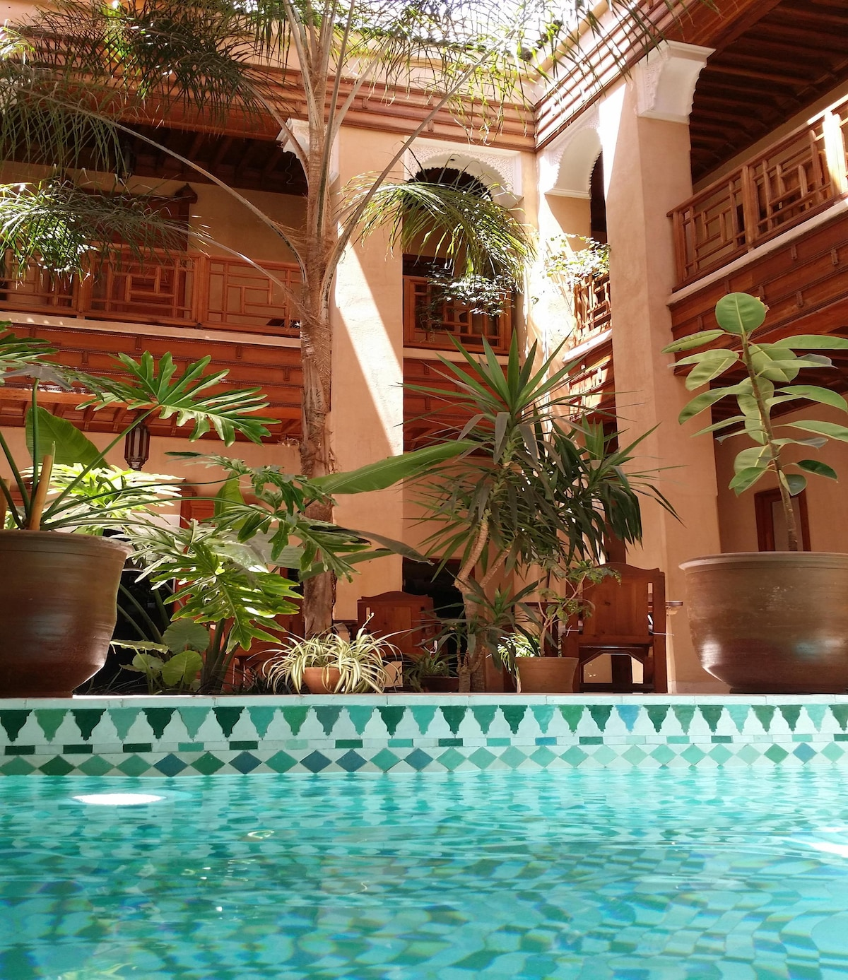 Riad Medina - Spa Pool Rooftop