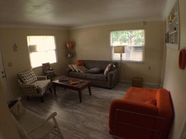 Remodeled furnished home In St.Pete