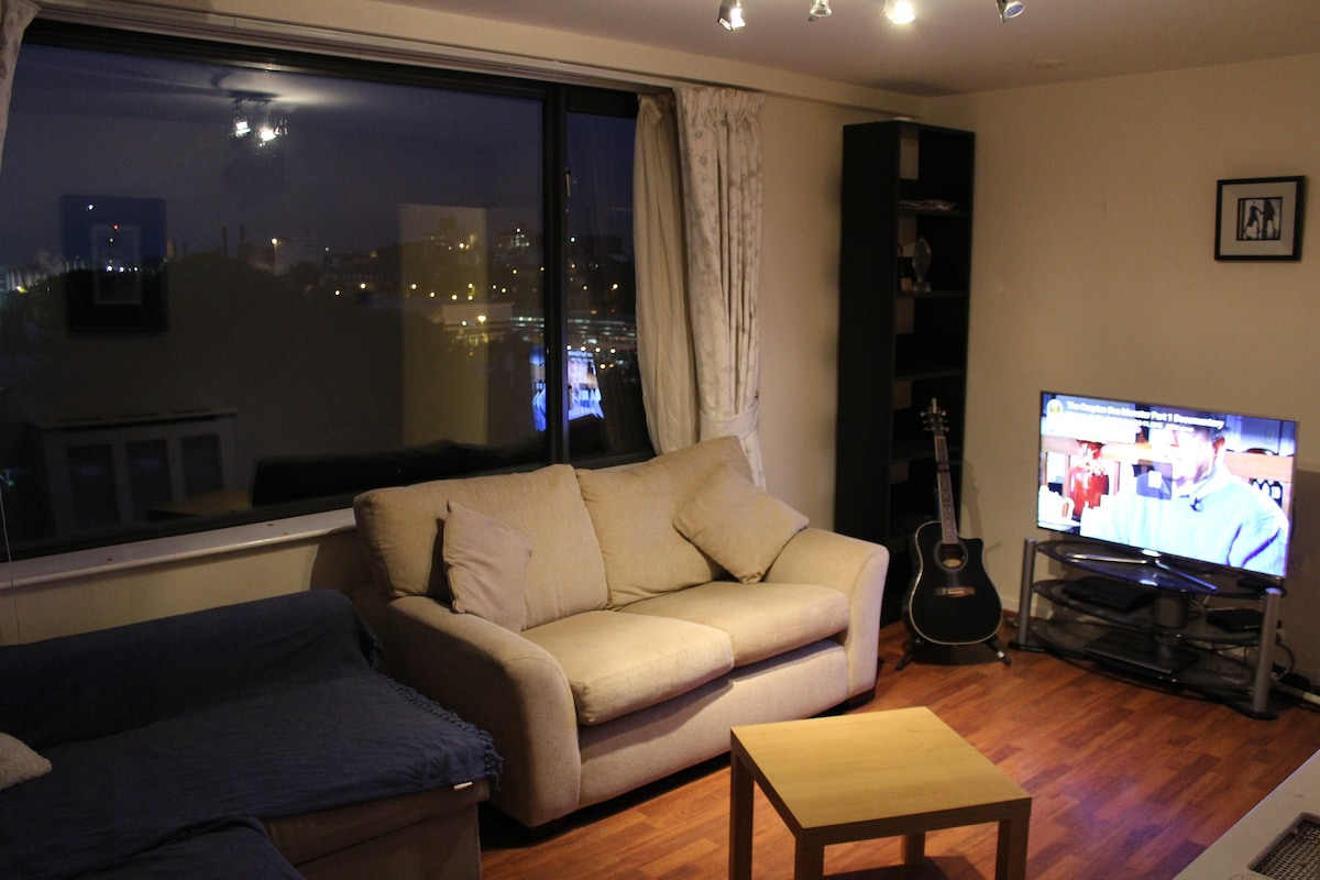 Two double bed apt in Dublin City