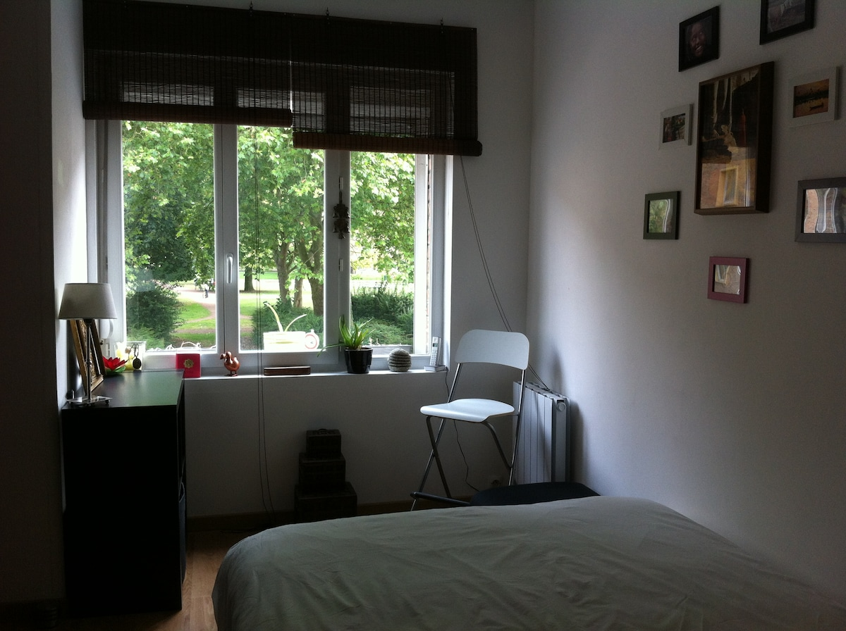 Chambre individuelle proche Lille