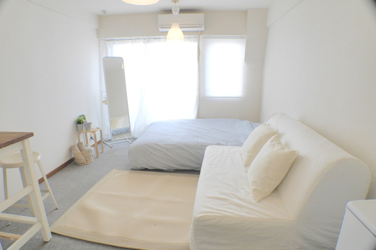 Simple beauty cozy room Shibuya #6