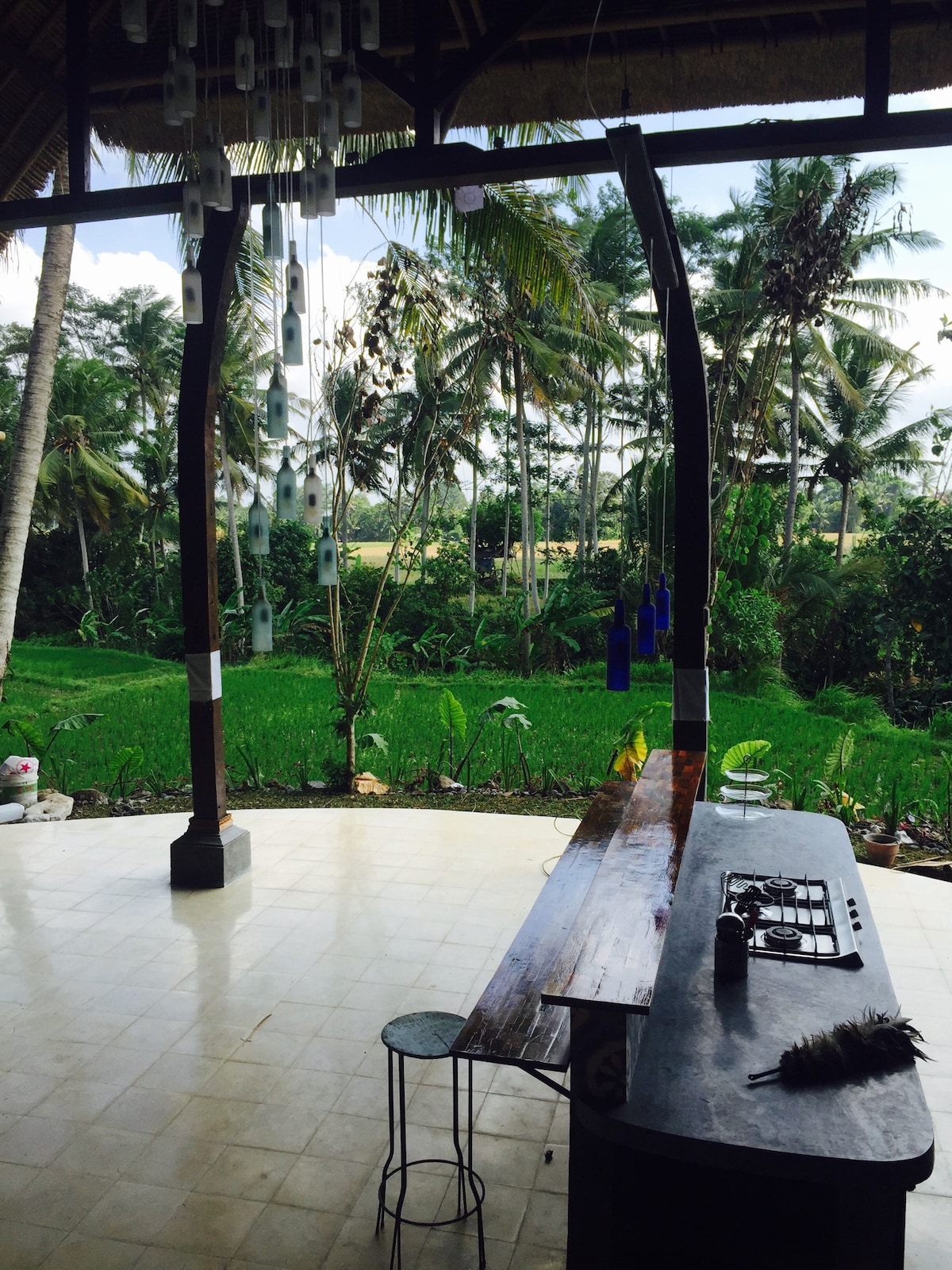 Eco rice paddy retreat-silver room