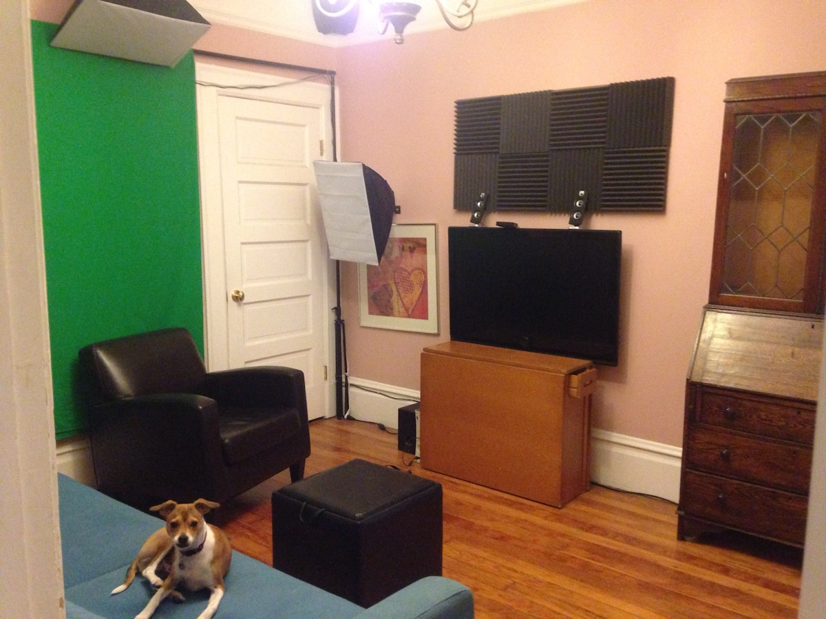 Greenscreen Room: Mission SF