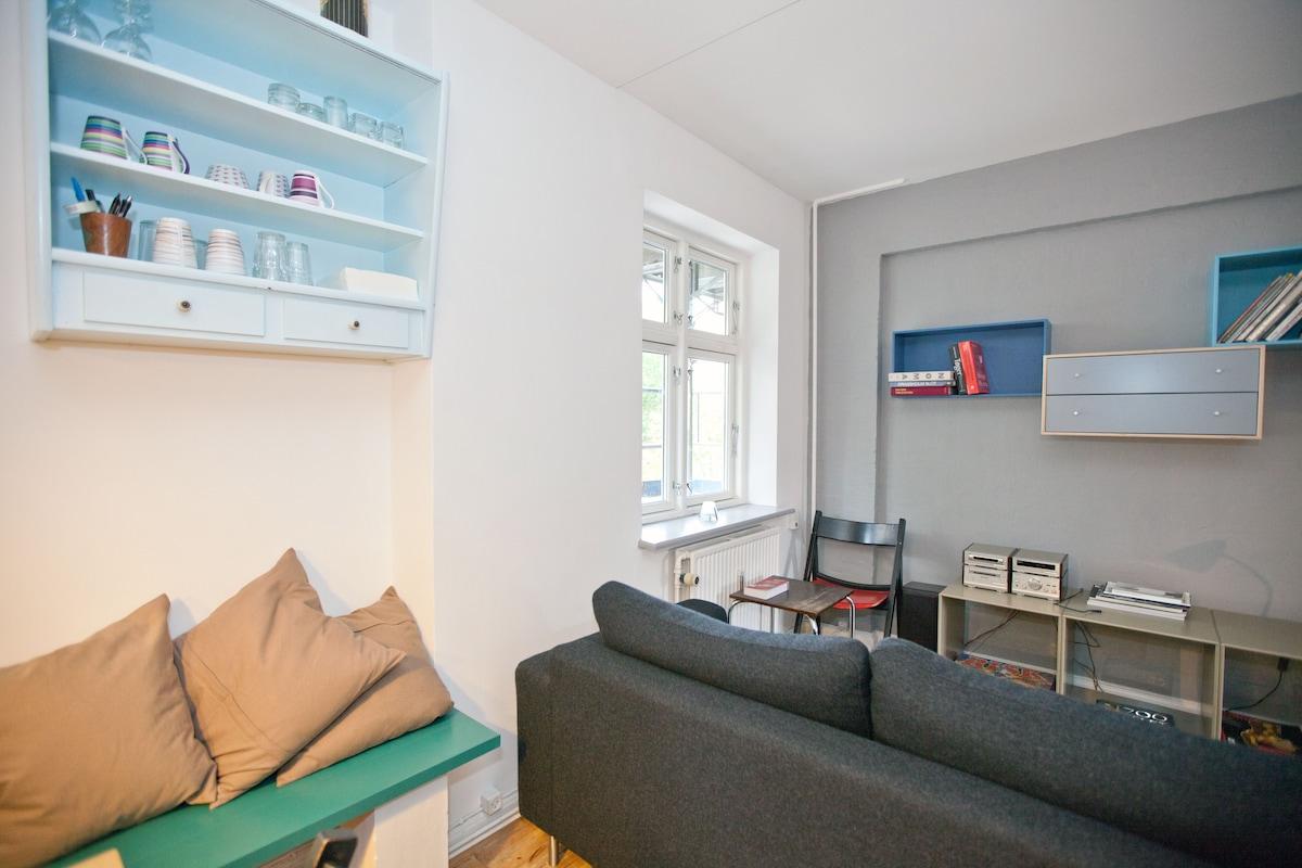 By Metro: Brooklynesque apartment