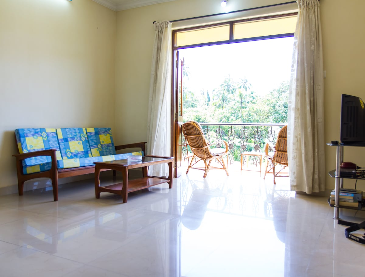 Comfort stay at Nagoa -1 BHK [FF02]