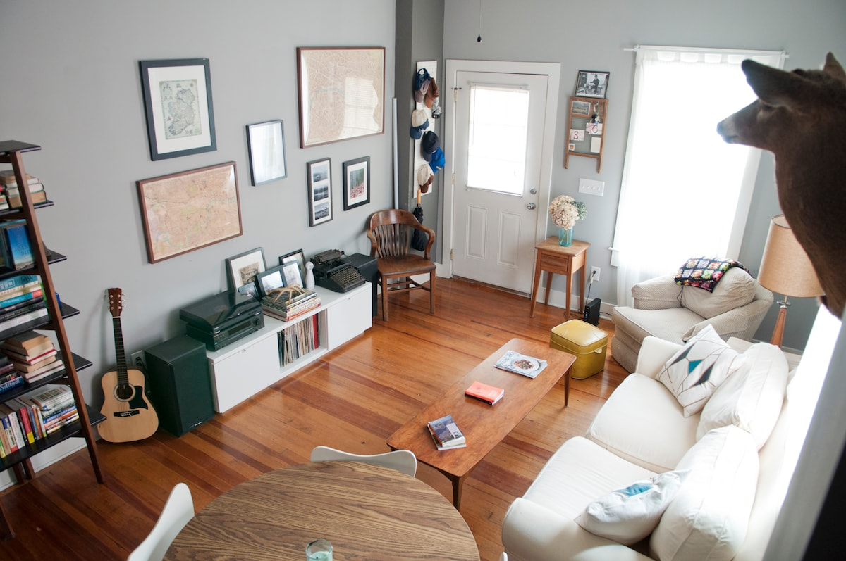 Cute Cabbagetown Bungalow